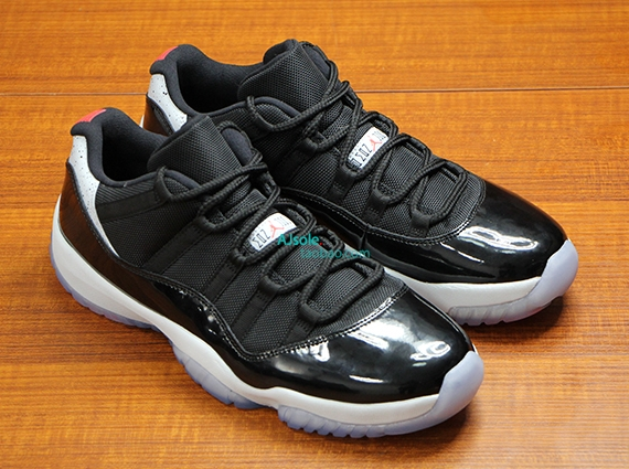 f46485997d3fba Detailed Photos Of The Air Jordan 11 Low Infrared 23
