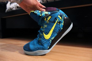 ... Nike Kobe 9 Heel to Toe ...