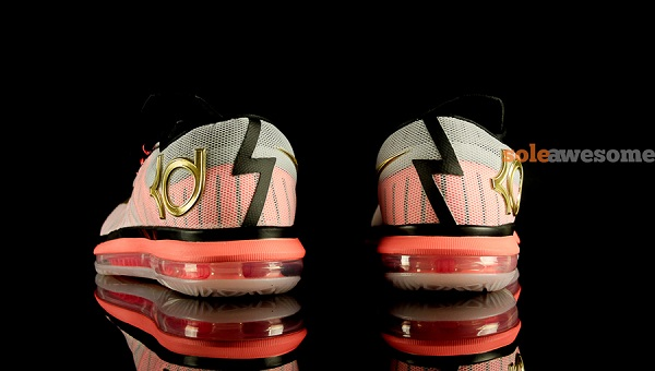 Kd 6 Red Black And White Nike-kd-6-elite-white-gold-