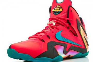 LeBron XI Hero Collection Front