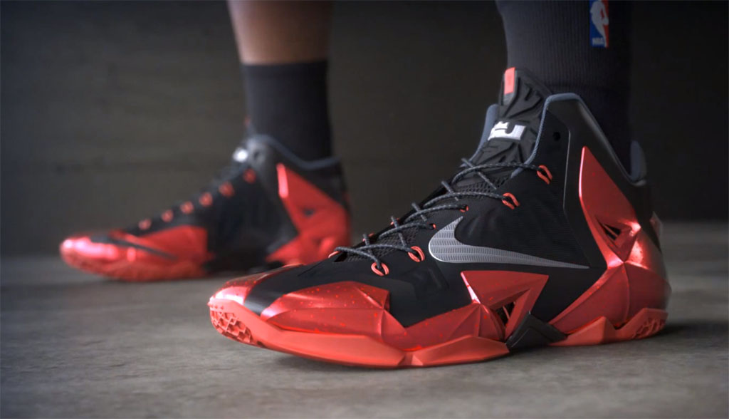 Performance Review: Nike LeBron 11 | Kicksologists.com ...