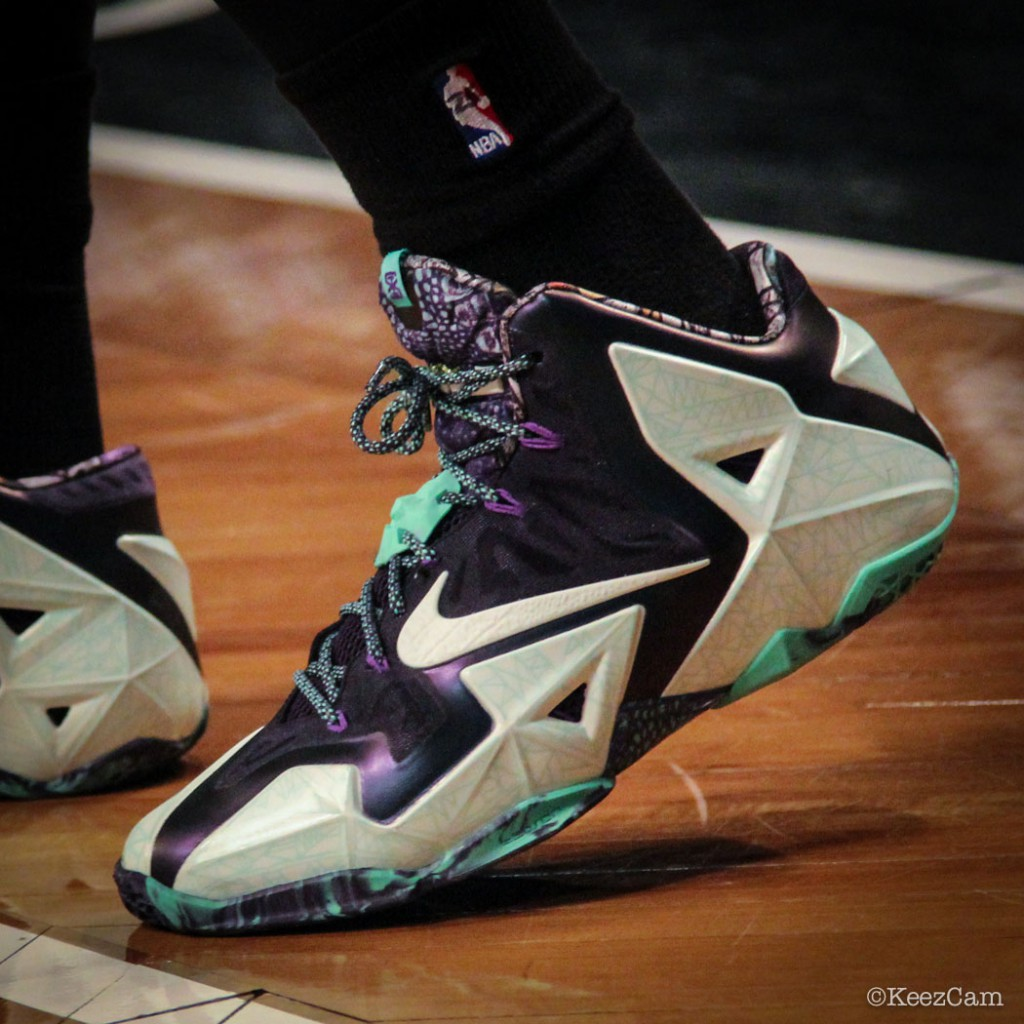 Lebron 11 Black And Blue