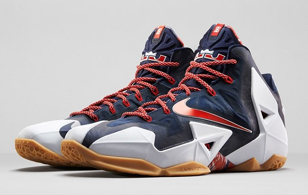 Release Reminder: Nike LeBron 11 July 4th