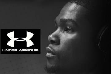 Kevin Durant under armour