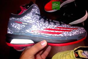 adidas crazy light boost first impression
