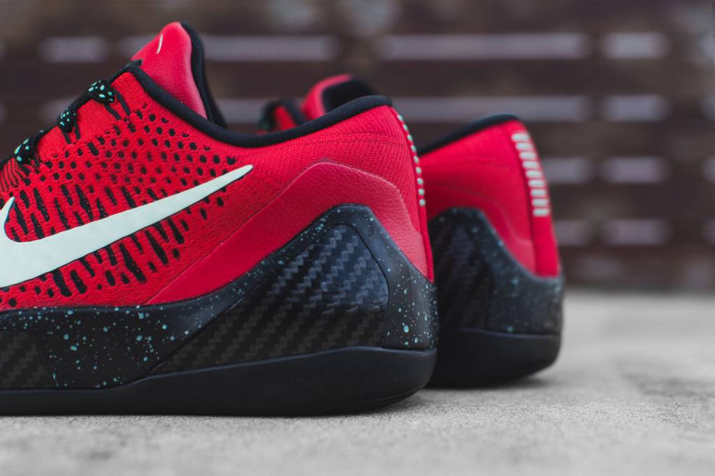 pretty nice de3d9 bde36 Nike Kobe 9 Elite Low University Red – Kicksologists.com