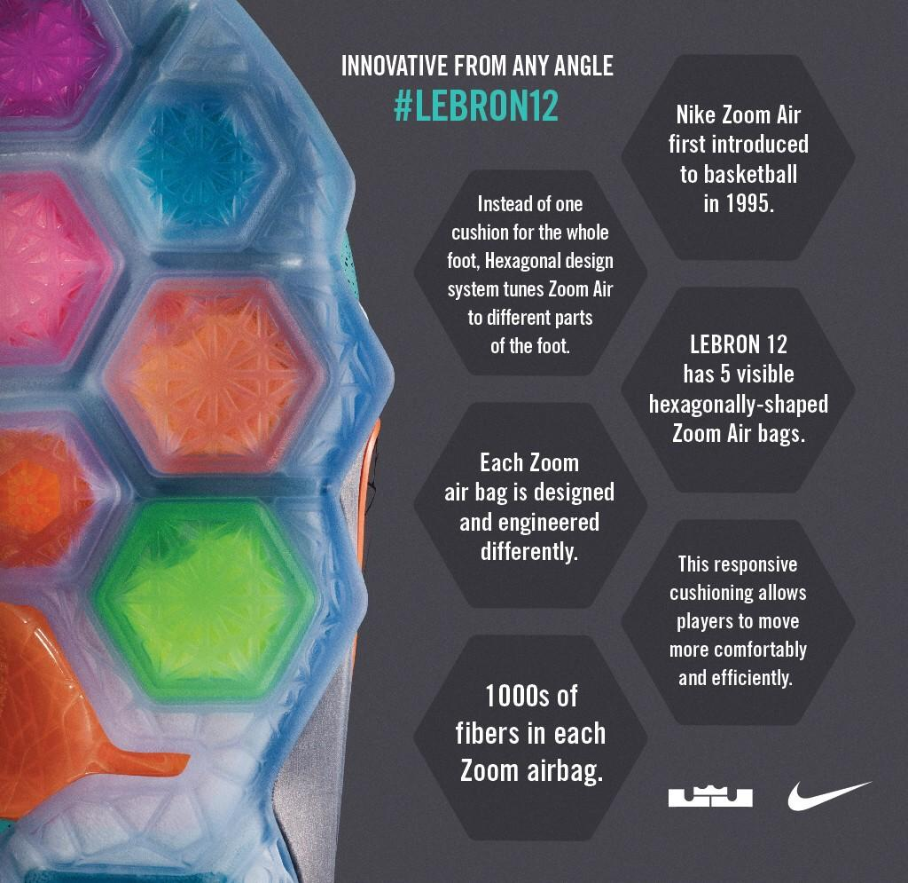 21b5a3a9818 September 16  Nike LeBron 12 Unveiling Event