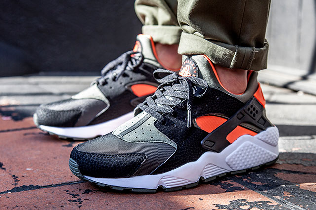 Best Price Nike Air Huarache Mens - 2015 06 Nike Air Huarache On Feet
