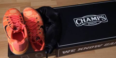 nike kobe 9 peach creams box champs