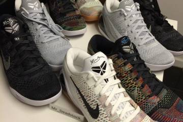 Kobe 9 HTM 4 Shoes Every Pair Angle