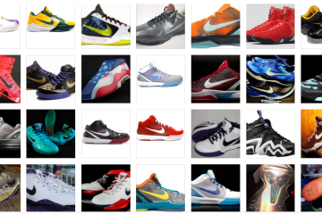 Top 100 Kobe Bryant Sneakers & Colorways Ever Released