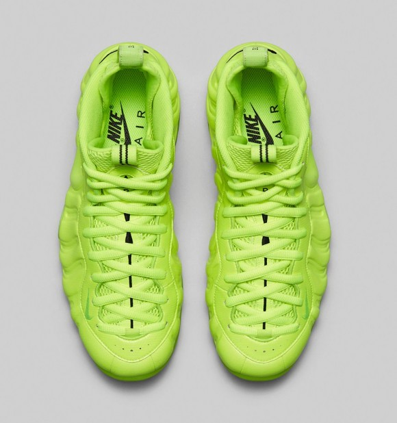 2b733c74869 Nike Air Foamposite Pro Volt Colorway Bouncing In This Xmas ...