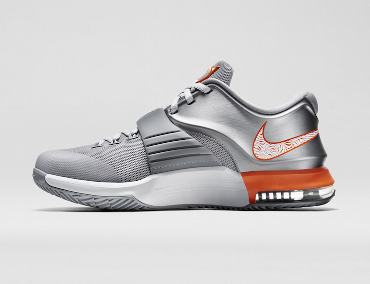 8659ae08e2 Nike KD 7 Texas Images are Now Official