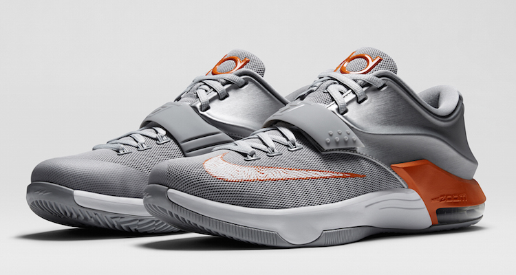 3c3a6c8847ab Nike KD 7 Pair Angle