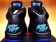 Air Jordan 5 Riff Raff Aquaberry Rear