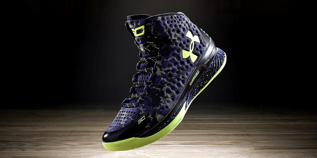 Curry one All Star