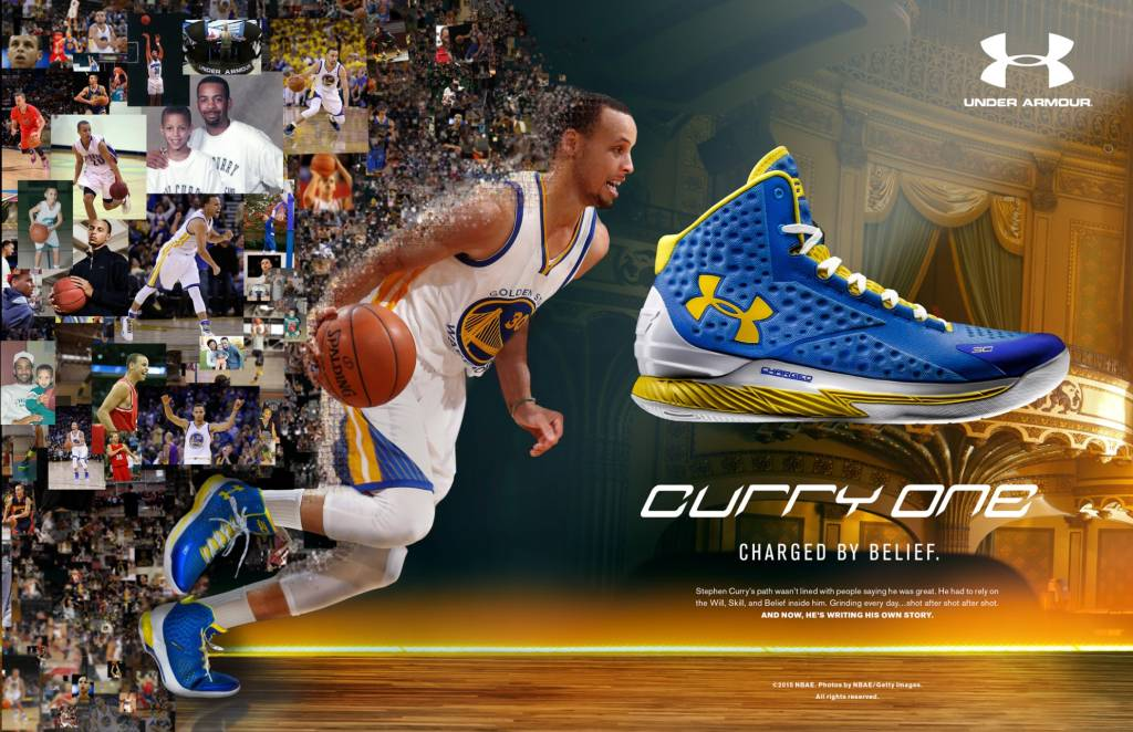 Under Armour Stephen Curry One Home $95 | Sneaker Deal