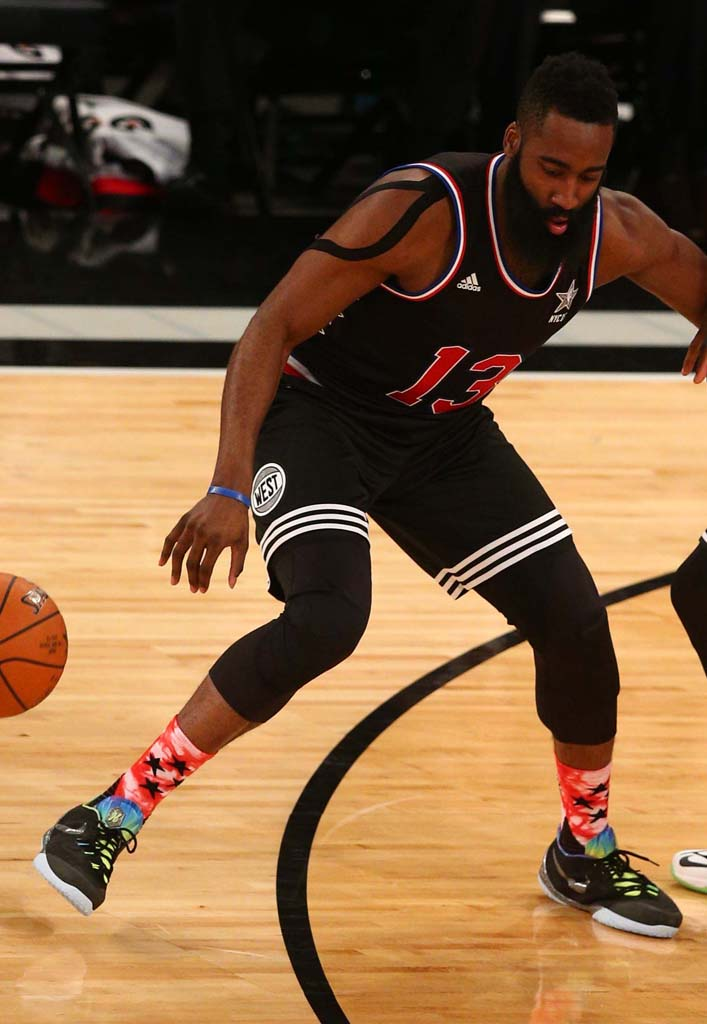18cd48ce90d4 ... NBA  All Star Game. James Harden may be on his ...