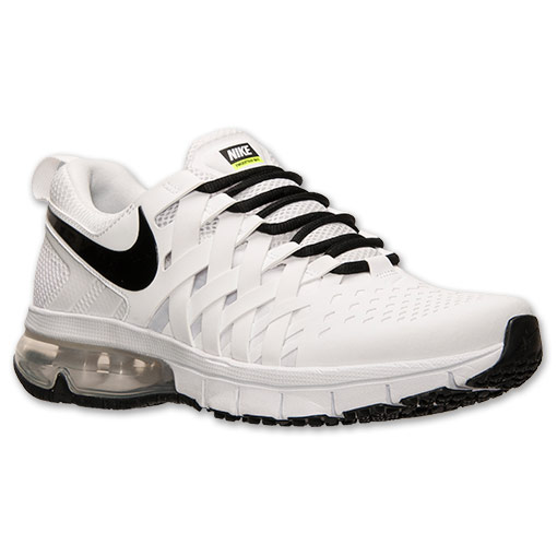 newest ca4c9 310a3 Nike Fingertrap Air Max Training White Black  79   Sneaker Deal –  Kicksologists.com