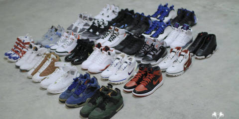 Grail Sneaker Lot