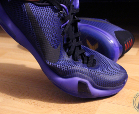 nike kobe x 10 blackout hot spot