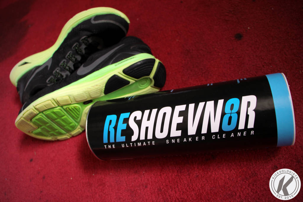 Reshoevn8r Shoe Cleaning Kit | Challenge & Results