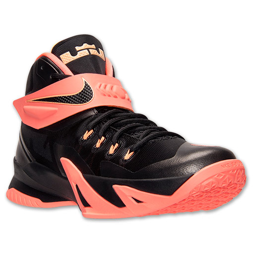 6e1d7962248d The Nike LeBron Soldier line has been increasingly popular. When LeBron  isn t feeling his own signature shoes