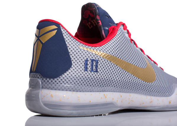competitive price ad9e1 dbb76 Nike Kobe X UConn Championship Victory Parade