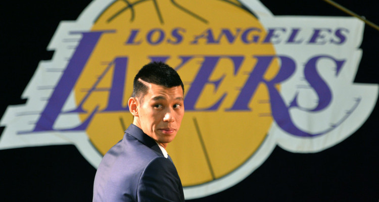 Los angeles lakers jeremy lin meet greet kicksologists m4hsunfo Choice Image