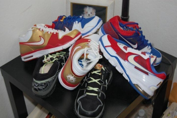 nike pacquiao freddie collection