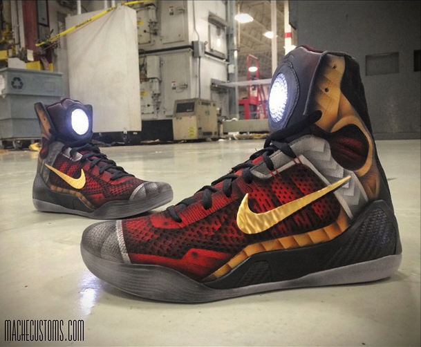 Lebron James Ironman Shoes Price