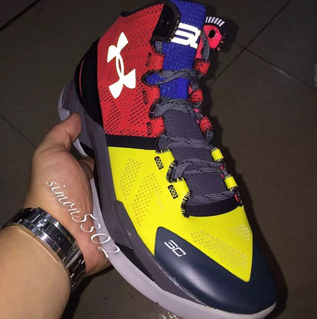 Under Armour Curry Two Preview