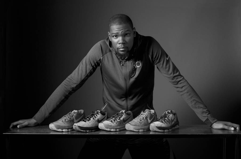 Kevin Durant Discusses Upcoming Colorways For KD 8