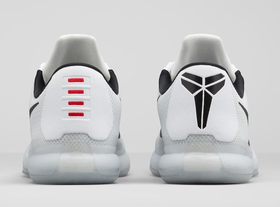 f5aa46a062b Kobe s tenth and latest signature shoe gets a simple color scheme