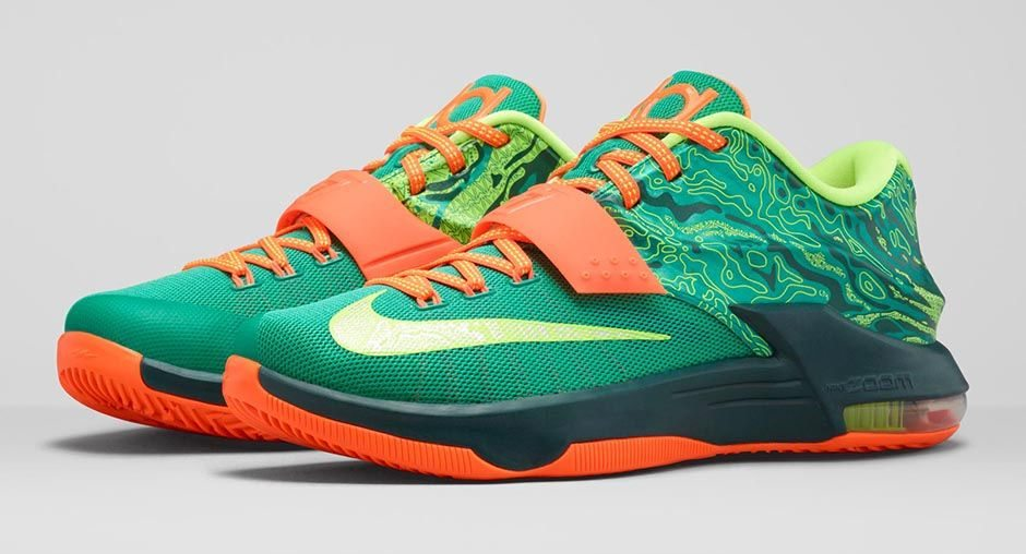Nike KD 7 Weatherman $102 | Sneaker Deal