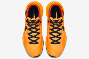 Nike Hyperdunk 2015 Bruce Lee top view