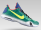 Nike Kobe X Pain iD Florida beach