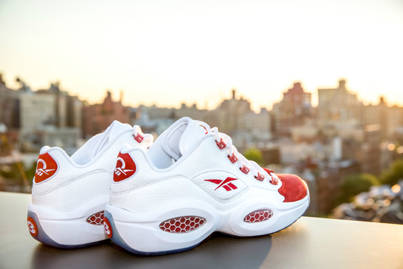 dcc4e055fb95 Make sure you call around and do your homework as this Reebok Question Low  drops tomorrow for  110.00 USD at Finishline and Reebok retailers.