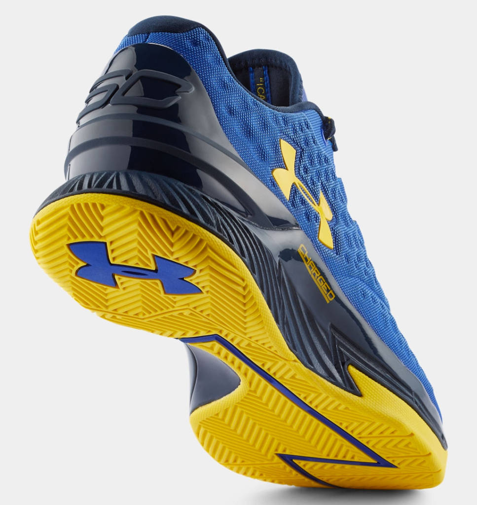 Under Armour Curry One Low Home and Pacific Blue Release ... 6832cc885cb6