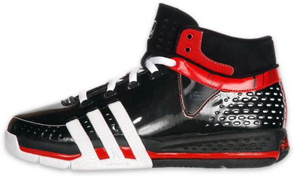 2fa5ef5846d0 Derrick Rose came into the NBA and began his career in the Three Stripes.  Donning various adidas basketball models