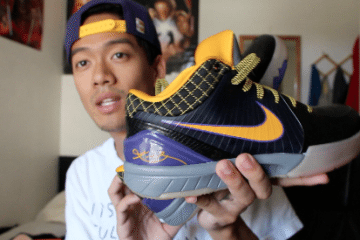 Nike Kobe 4 Carpe Diem Video