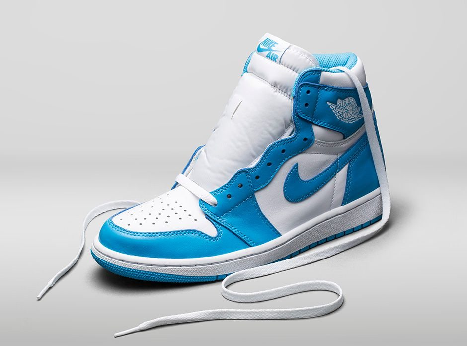 air jordan 1 retro high og unc 2015 uniform