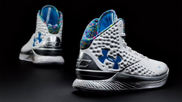 Under Armour Curry One Splash Party 2