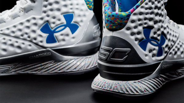 Under Armour Curry One Splash Party To Drop Again