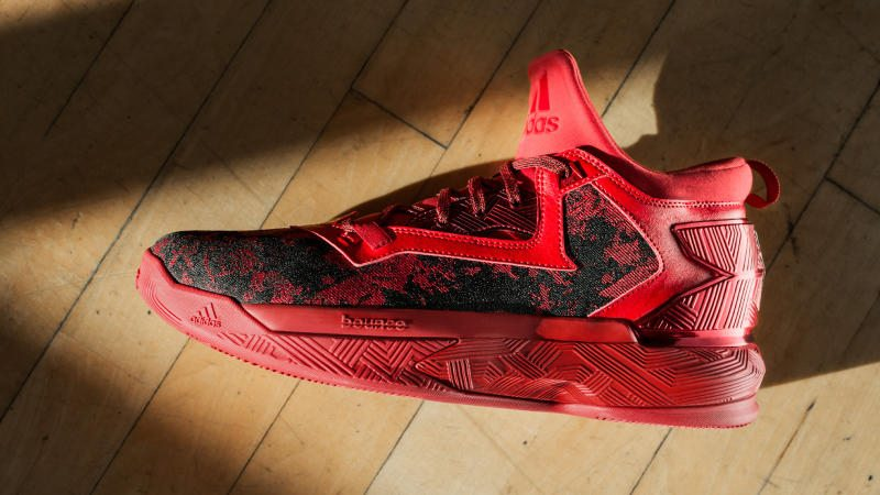f626778f2525 adidas D Lillard 2 and D Rose 6 Florist City Collection 2016 ...