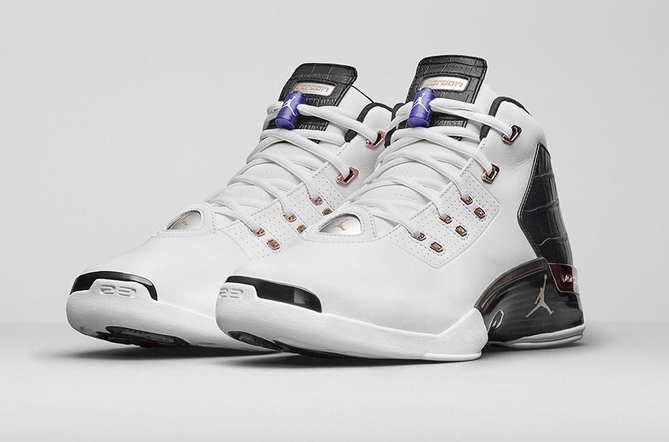 14db20c5fbf Air Jordan 17+ Copper Retro Release Information – Kicksologists.com