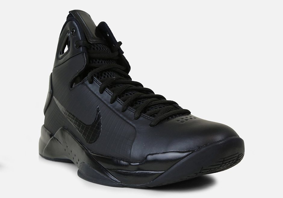 buy online 1b432 f99d2 NIKE HYPERDUNK TRIPLE BLACK PROFILE NIKE HYPERDUNK RETRO TRIPLE BLACK