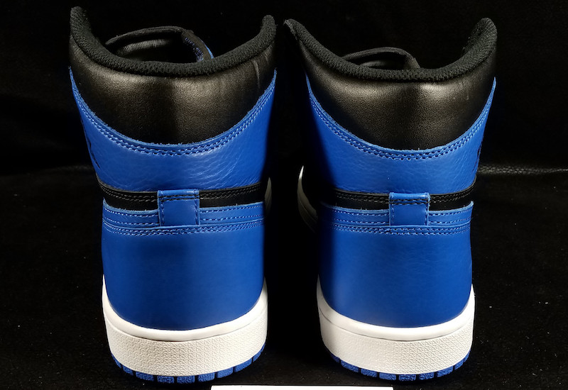 "premium selection 6b630 70afb Air Jordan Retro 1 OG ""Royal"" 2017 Release   Kicksologists.com"