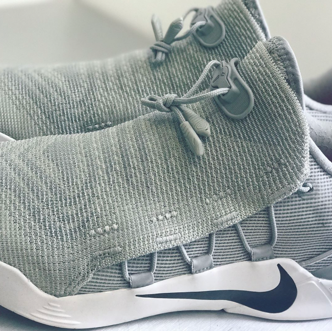 112662bd055f The Nike Kobe A.D. EXT in Grey White is scheduled to release on April 3