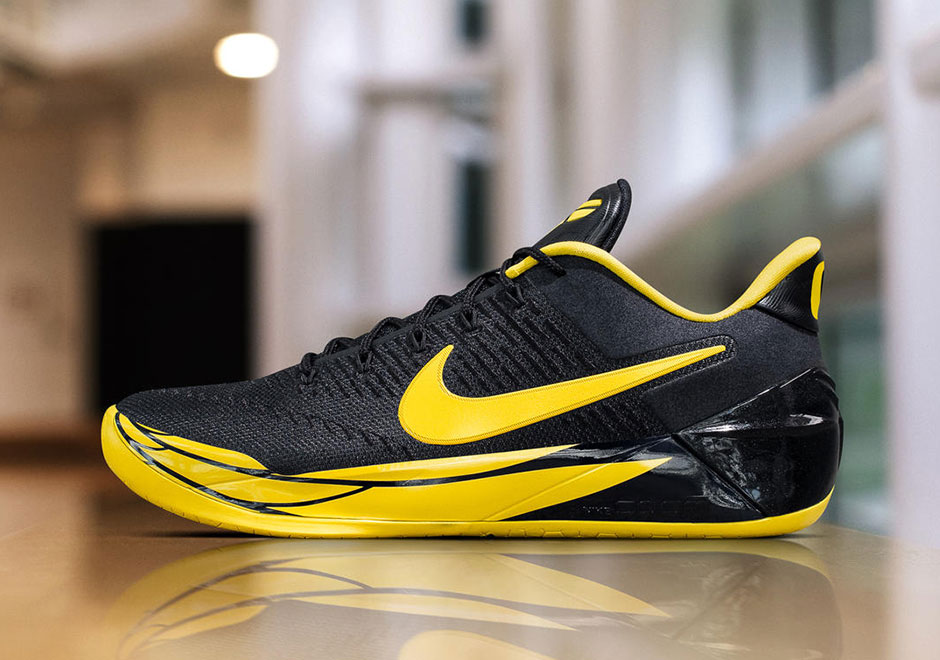 """The Nike Kobe A.D. """"Oregon Ducks"""" will release March 10 at select retailers  for  160.00 USD. Please stay tuned for more information once it becomes ... f71ce3d1d3"""
